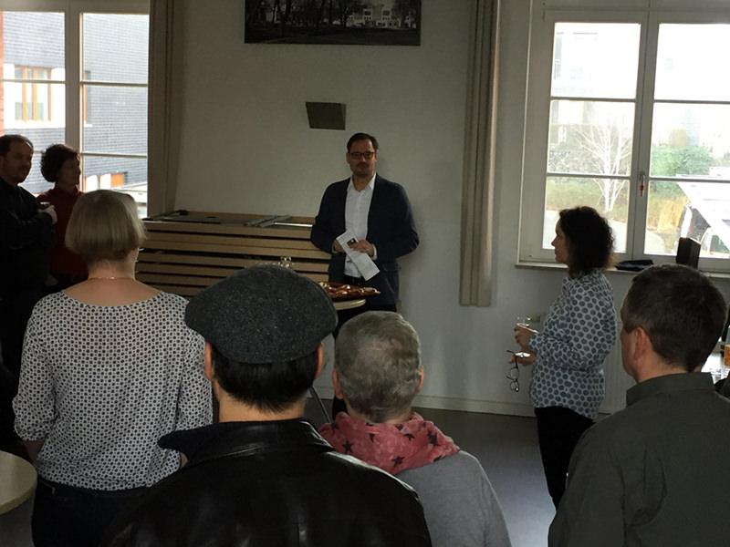 WiR – Wohnen in der Rummelsburger Bucht Nachbarschaftsverein – Neujahrsempfang Januar 2018 02