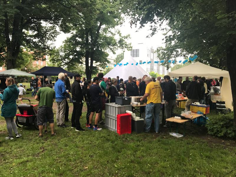 WiR – Wohnen in der Rummelsburger Bucht Nachbarschaftsverein – Rummelsburger Festspiele 2017