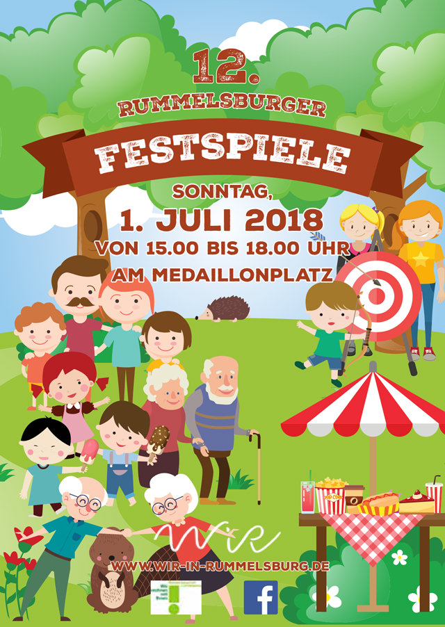 WiR – Wohnen in der Rummelsburger Bucht Nachbarschaftsverein – Rummelsburger Festspiele am 01.07.2018
