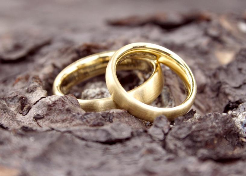 Romantische Ideen fr die Gravur der Trauringe  Wir sagen Ja
