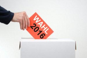 Wahlen im Jahr 2016