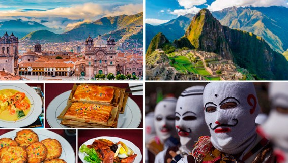 five unique things in Cusco