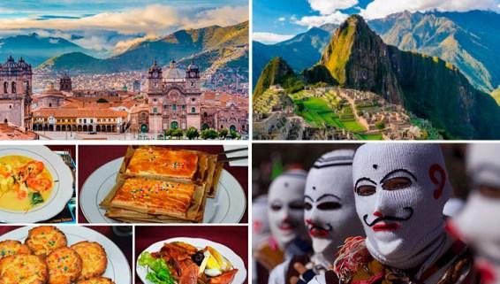 five unique things in Cusco