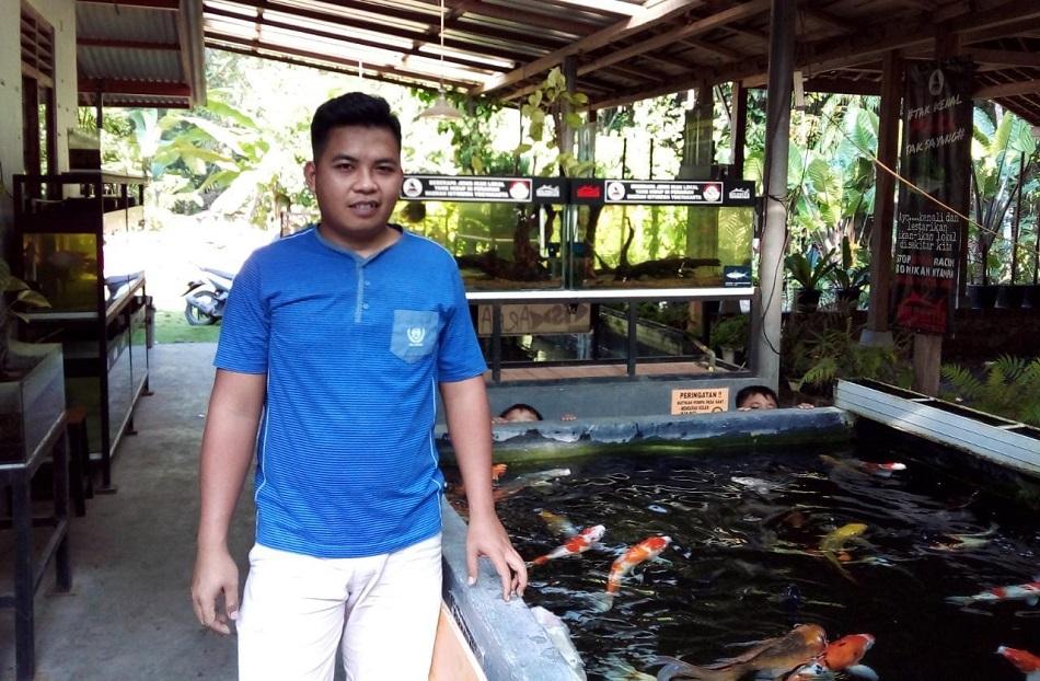 Peduli Populasi Ikan Lokal, Suryanto Raih Kalpataru Tingkat DIY