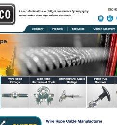 lexco cable mfg  [ 1200 x 720 Pixel ]