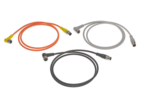 Weld-slag and oil-resistant cable for industrial machinery
