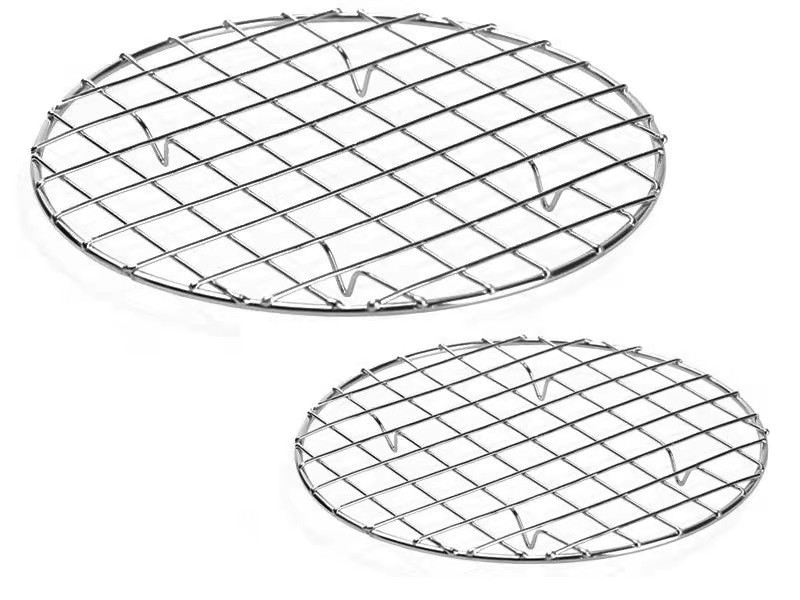 Stainless Steel Cooling Rack::JD Hardware Wire Mesh Co