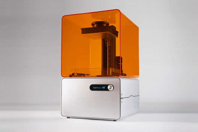 Formlabs 3-D Printer
