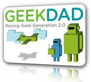 New GeekDad Logo