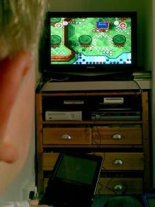 Four player Zelda