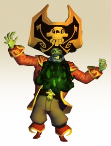 The Evil Pirate LeChuck (Courtesy: Telltale Games)