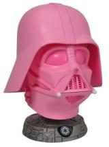 Pink Darth Vader Helmet (Gentle Giant)