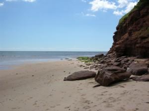 Singing Sands Beach.   Photo: Brad Moon