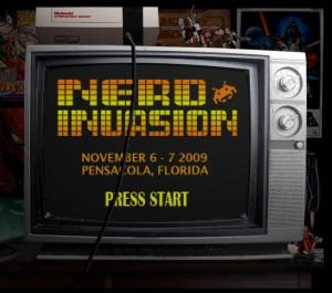 Nerd Invasion
