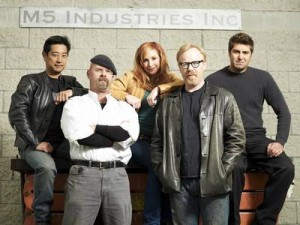 The Whole Mythbusters Crew (Image: Discovery Channel)