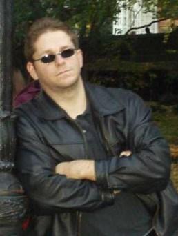 Author Tobias Buckell