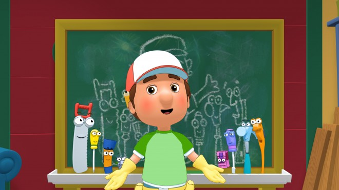 Handy Manny's School For Tools © Disney Channel