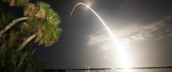 Launch of Space Shuttle Discovery STS-128 (Image: NASA)