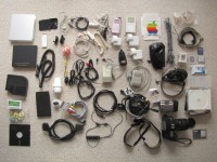 The Contents of The Drawer of Redundant Technology by Nathan Barry