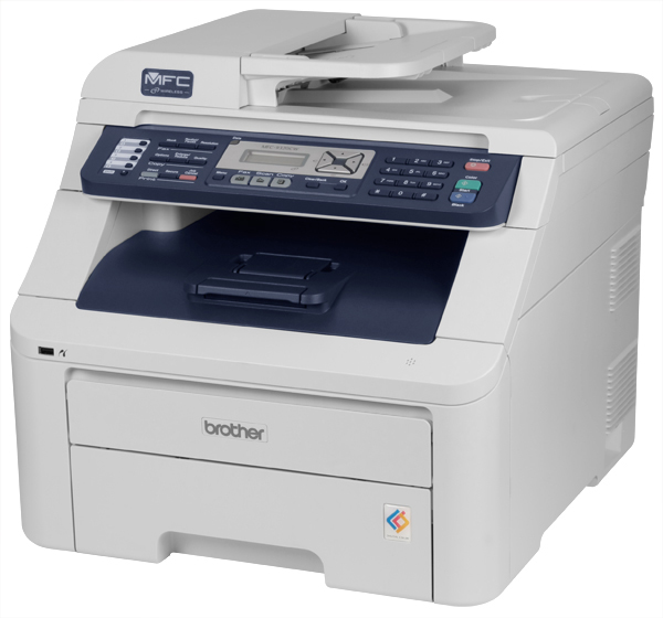 The MFC-9120CN Color All-In-One Laser Printer From Brother