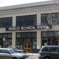 Powell's Technical Books