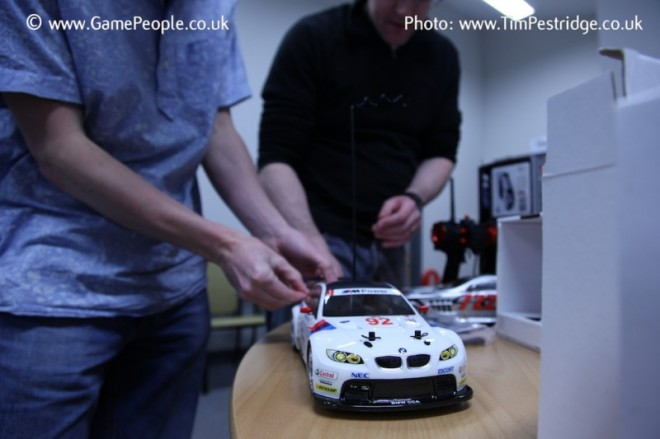 R/C Club (image:gamepeople.co.uk)