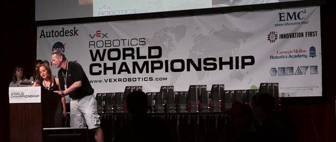 Photo from VEX Robotics