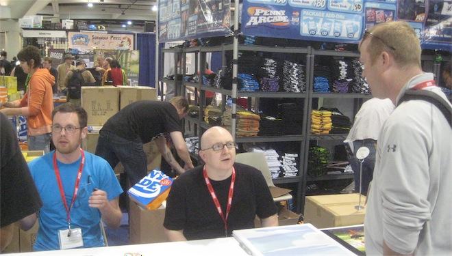 PAX at Comic-Con