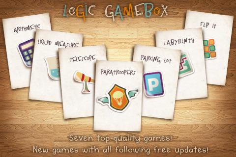 All-in-1 Logic Gamebox