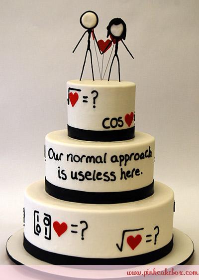 xkcd cake