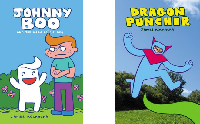 Johnny Boo and Dragon Puncher