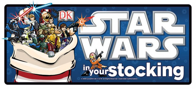 Star Wars in your Stocking