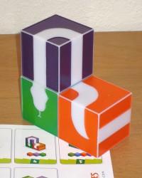 Cobra Cubes - puzzle