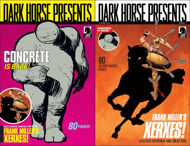 Dark Horse Presents