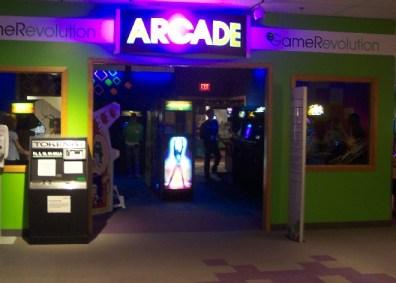 eGameRevolution Arcade