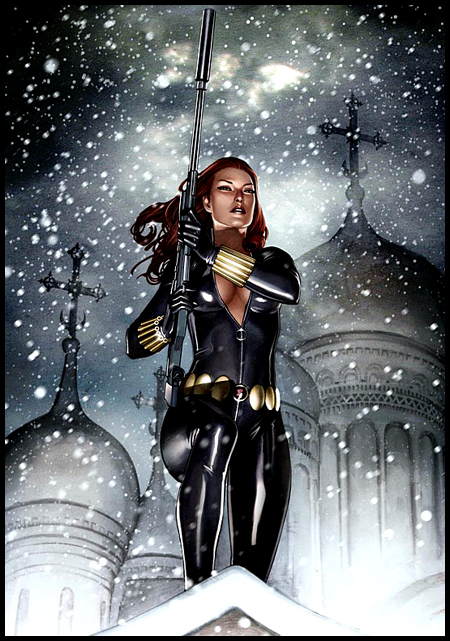 Black Widow, Marvel Comics, Natasha Romanoff