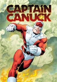 Canada's Superhero, Captain Canuck