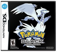 Pokémon Black cover image