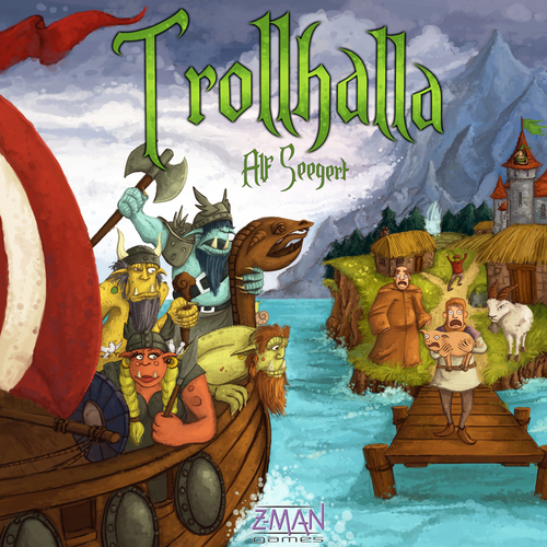 Trollhalla Box