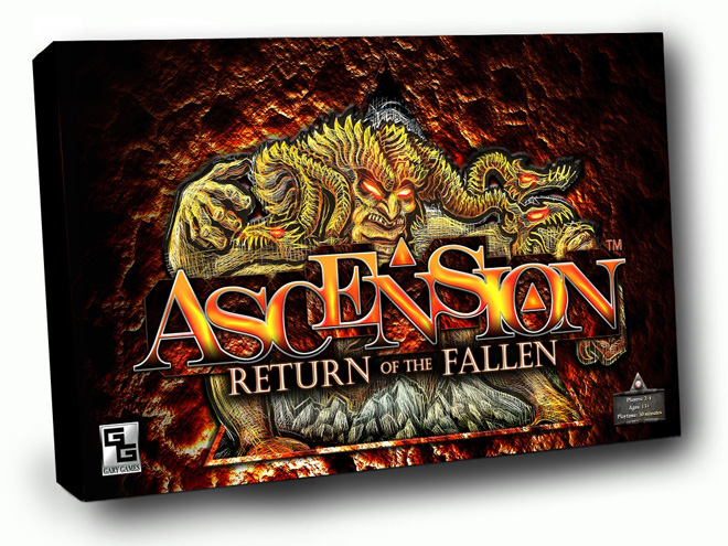 The first expansion for Ascension: Return of the Fallen, coming this summer.