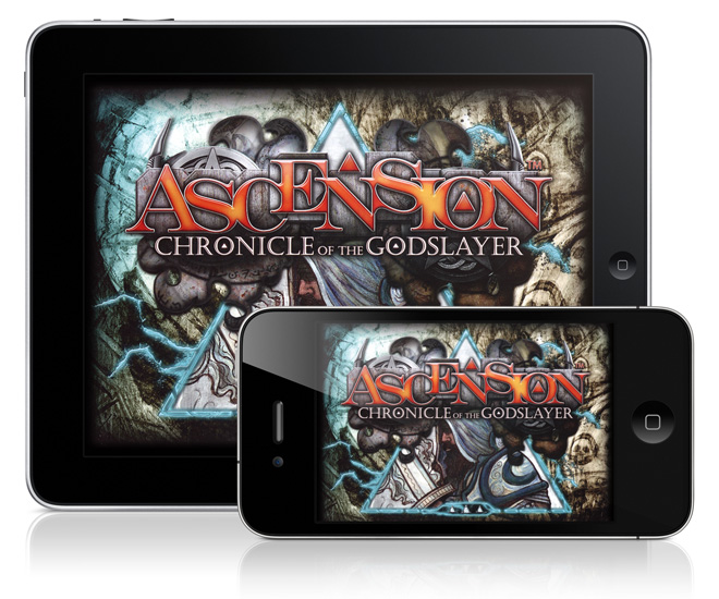 Ascension: Chronicle of the Godslayer comes to iPhone and iPad.