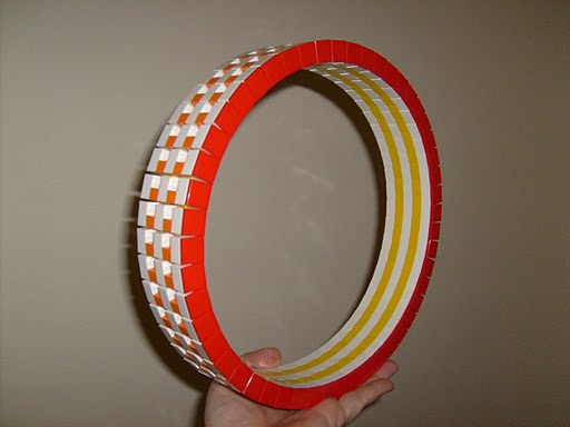 Red Wheel Lego