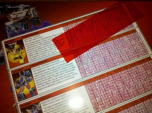 Transformers tech specs decoder