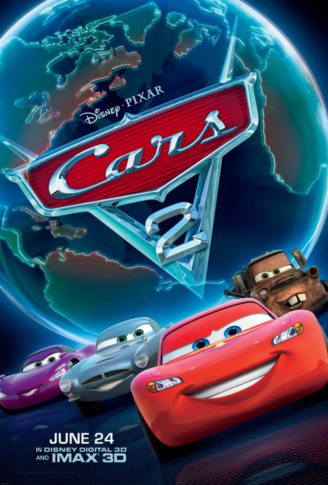 Cars 2 IMAX 3D
