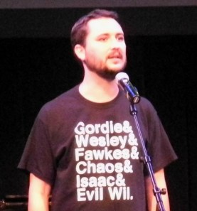 Wil at W00tstock