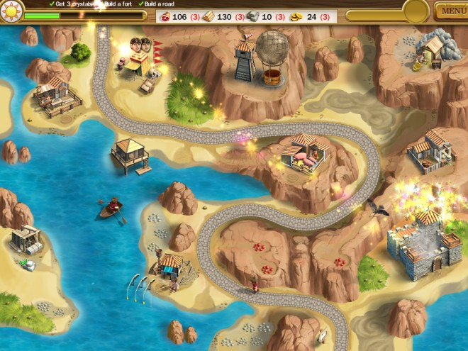 Roads of Rome screenshot