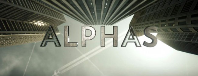 Alphas cancelled, Syfy Channel