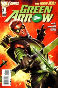 cover of Green Arrow #1