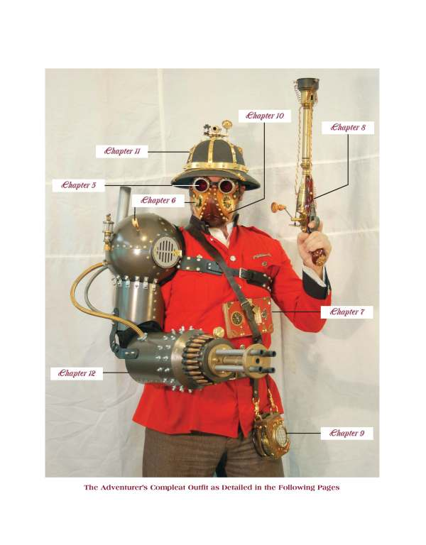 Create Steampunk Gear Gadgets And Gizmos Wired