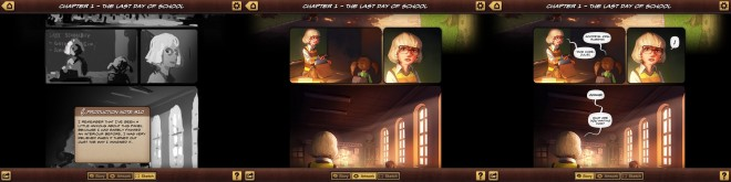 Wormworld Saga Layers